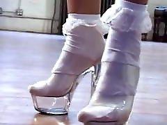 High heels and mini skooby doo porn xxx