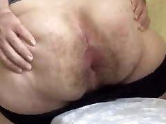 Big Fat korean finger fucked Ass