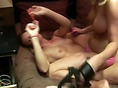 Straight Friends Strap-On