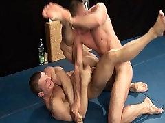 Nude Wrestling Lubos Koryz vs Ondra Matej