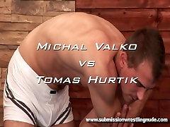 Nude Wrestling MichalValkovsTomasHurtik