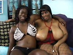 black lesbian with bbw