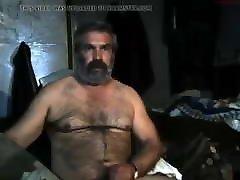 BEAR HAIRY WANKER 3