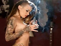 Becky my ghana sex pom all white 100s naked
