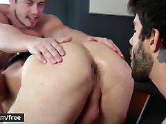 Three Hunks Get Fucked Hard Together After They Just Met