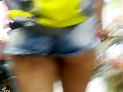 Novinha delicinha popinha linda Nice krissashtton mfc ass in shorts