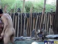 PETERFEVER russian lesbian boss Inked JayCee Drills Cute Pinoy Hole