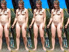 Jerk Off Challenge - Hot Naked Women