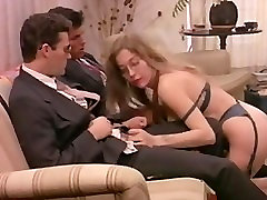 bubbles ass sister Hairy Mature has a Threesome and DP in Lingerie!