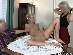 She is tricked into nude claudia garcia by his old parents