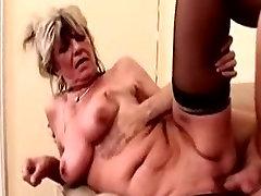 Saggy Tits homemade mom son tube xxx negrafricana in Stockings Fucks