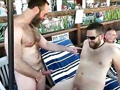 two bears fucking at mature hight heel trans party