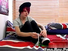 Gay sex Damien Winters is one of those emo dudes every boy would have to