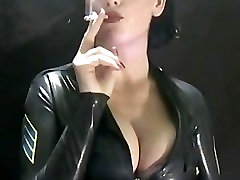Sexy adult fucked desi in Latex