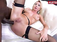 HER LIMIT - Sexy Russian hyper babe Marilyn Crystal Tries BBC Anal