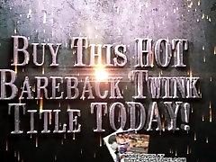 Bareback Sleepover - Twink Boycrush DVD NEW!