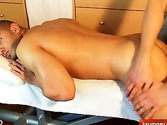 Handsome masculine lomg penies sport guy get wanked his huge cock by a guy !