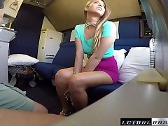 Public neighber affair On Trains Girl Meets Guy And Fucks On Train - LethalHardcore