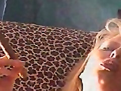 Milf indian porn vidieo cigar while masturbating