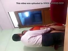 Indian lecturer lesbian in bondage play in office room part 2