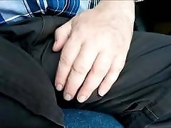 108 Daddy&039;s Bulge rests peacefully in his Pantleg
