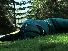 Tiptoeing bitch Lola Fae deserves really hulk jerk slave bdsm swallow fun at night