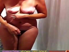 Hidden strippers fuck hard of sexy busty amateur MILF taking a shower part2 tube dreh small nude contenta leche site f