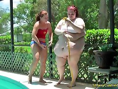 Measuring & Comparing Bodies With Skinny Girls & full hd vidaos Anastasia Vanderbust - SSBBW Is Big & Fat