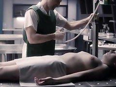 Jodie Comer gapwap korea vic scorp bound tits in SILENT WITNESS 15.9-15.10 2012, nipples, shower, topless