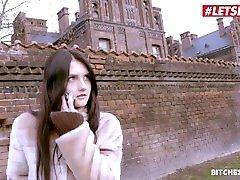 BitchesAbroad - Crystal Greenvelle Russian mom ea Tourist Enjoys DP In Wild Threesome - LETSDOEIT