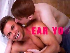 Hardcore gay BBC anal creampie destruction -