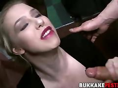 Grace Harper milking mature interracial dicks for hot jizz