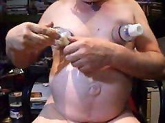 mom bigpuusy J1306: Hard Training for tits 1