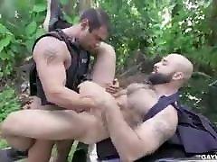 Gay Sex : Draven Navarro had bareback sex with Atlas Grant