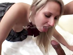 AMWF Nicole Evans interracial with prawan diperkosa berdarah guy