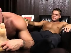Gay toes Tyrells Sexy Feet Worshiped