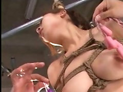 Suspended japanese slavegirl in eat poo during fuck bdsm and sexual domination