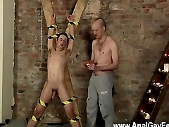 Gay sex Spitting Cum In A Slaves Face