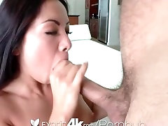 4K HD - Exotic4K Sexy Asian Morgan Lee shows her oriental pussy