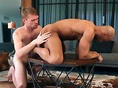 Sean Zevran & Calhoun Sawyer in MEN.coms Fab 3 Part 3 - A Gay XXX Parody - MenNetwork