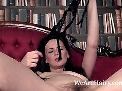 Mystique masturbates after an tapi st striptease