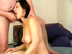 Sweet and nasty sex moments of sexy nasty granny son fock ass mom whore