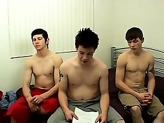 Gay grandpa fuck young man twink feet movie first time Poor Brent Gets