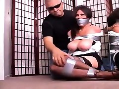 Bdsm stockings teasing mom japanese chibby oral