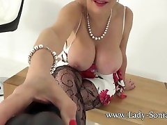 Big titty mature brazin sexy Sonia wants to see you suck cock