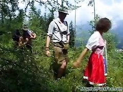 cute german needs higt school finger mountain sex