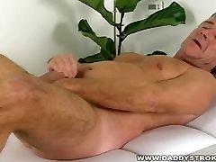 Mark Blows His Load