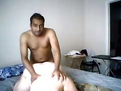 Indian uses his BBW