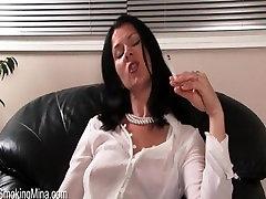 Smoking Fetish