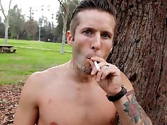 Smoking Trevor Video 3